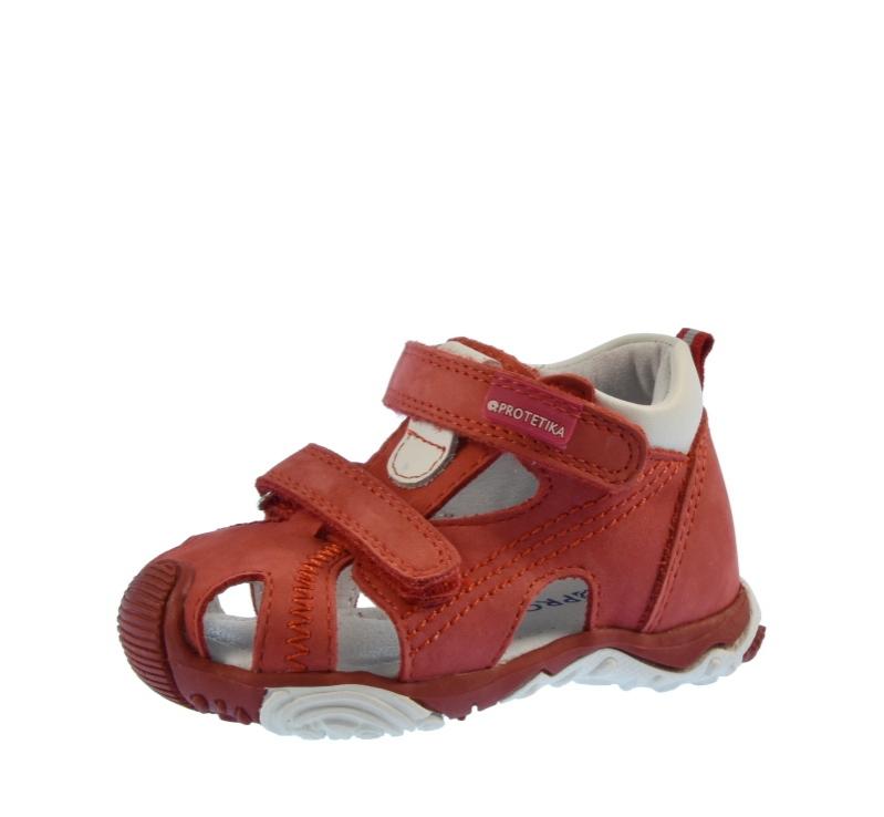 c4d259b0a1e0 Dětská obuv - Protetika ARIS red