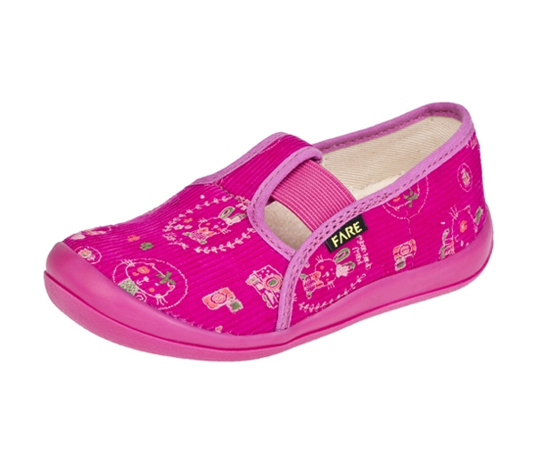 Dětská obuv - Dětské papuče Fare 4111446 81fd6b13cc