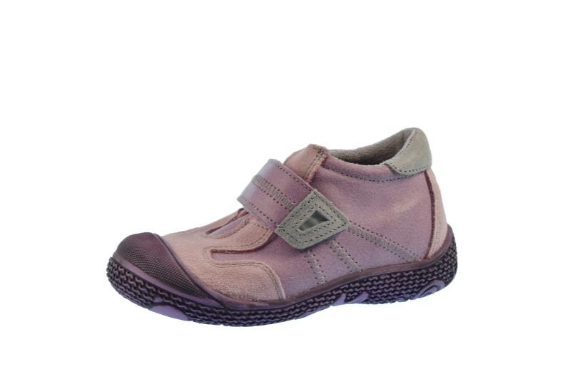 fb384fe7571 Dětská obuv - Dětské celoroční boty Santé 661 402 Fialová
