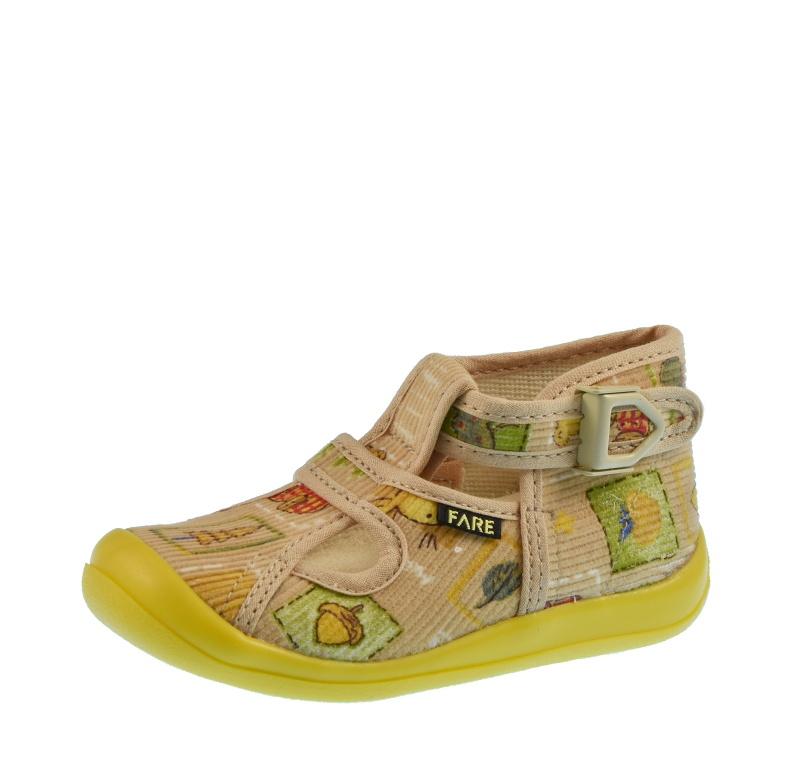 dfab0c81ce4cd Dětské papuče Fare 4114485 | FARE, spol. s r.o. - Dětská obuv ...