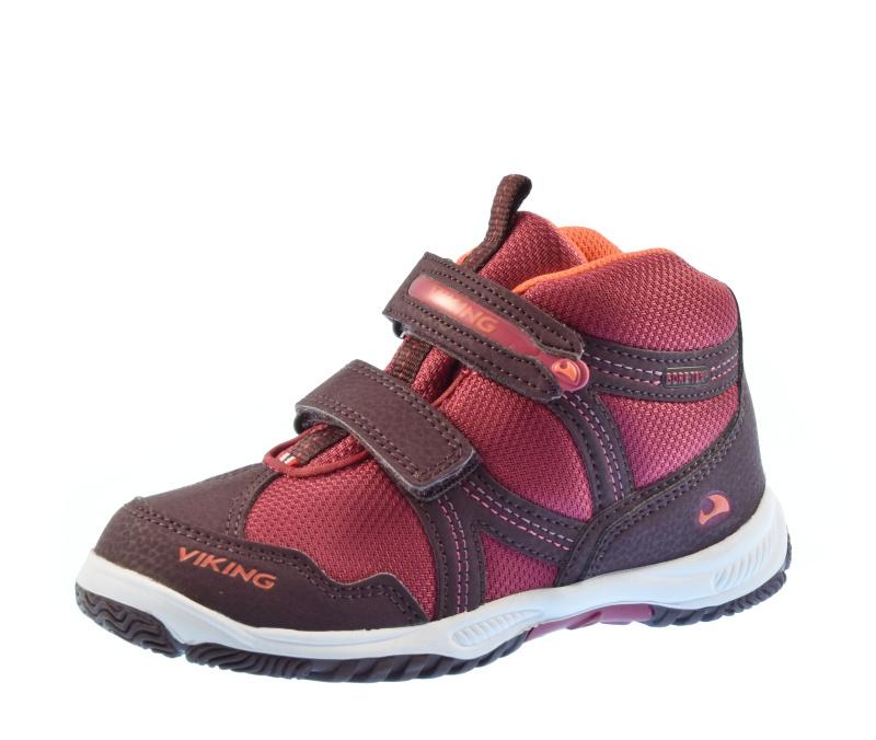 Dětská obuv - Dětské celoroční boty Viking Woodpecker 3-40385-8317 dfbfad9e12