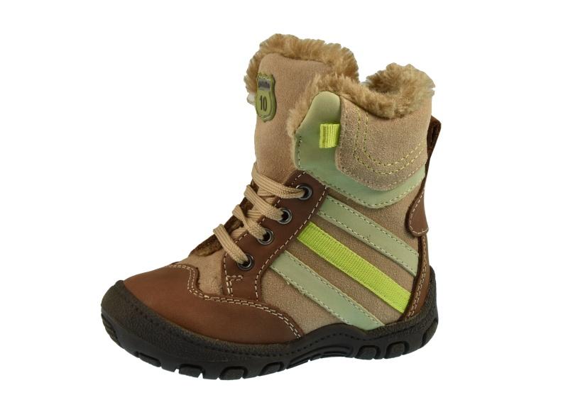 aa7045ebcda9 Dětská obuv - Dětské zimní boty Protetika Alexis brown