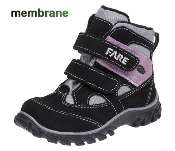 8b538d2cff4 Dětská obuv - Fare 826252