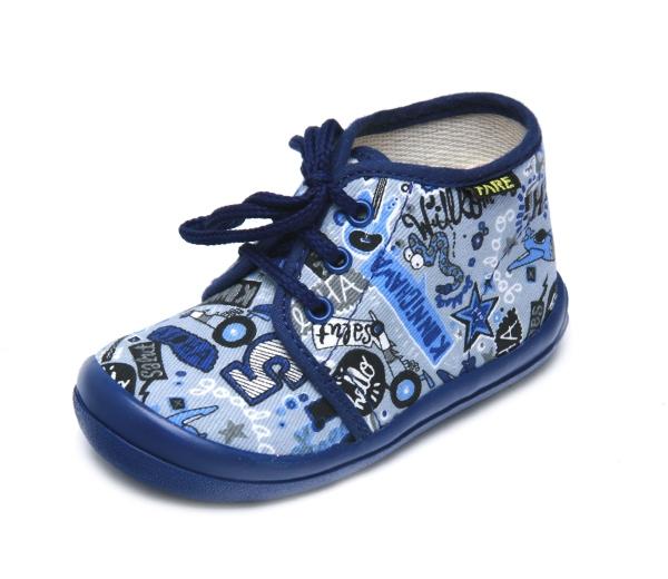 e00ff36b541 Dětská obuv - Dětské papuče Fare 4011408