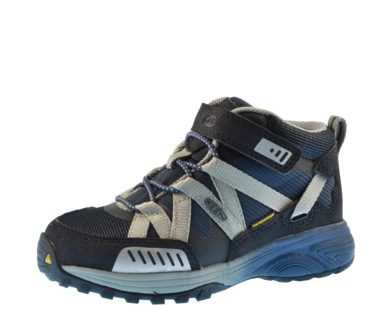 Dětská obuv - Dětské celoroční kotníkové boty Keen Versatrail mid wp gray 355a9252afd