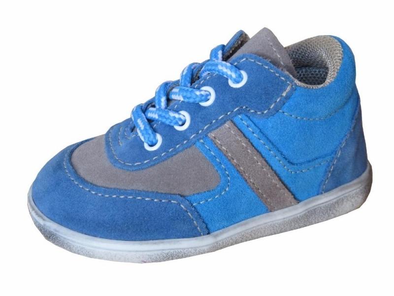 0b81fd59be6 Dětská obuv - Dětské celoroční boty Jonap 051 Light tyrkys