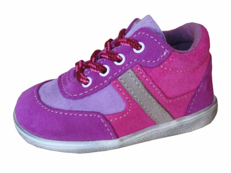 19ea844029b Dětská obuv - Dětské celoroční boty Jonap 051 Light fialová