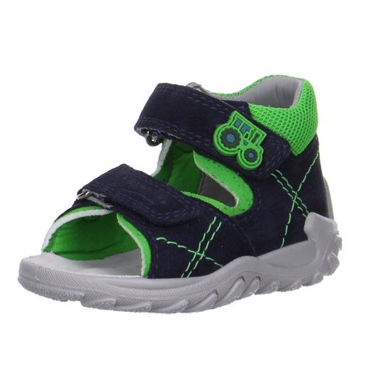 3630968227fc Dětská obuv - Dětské sandály Superfit 0-00011-81