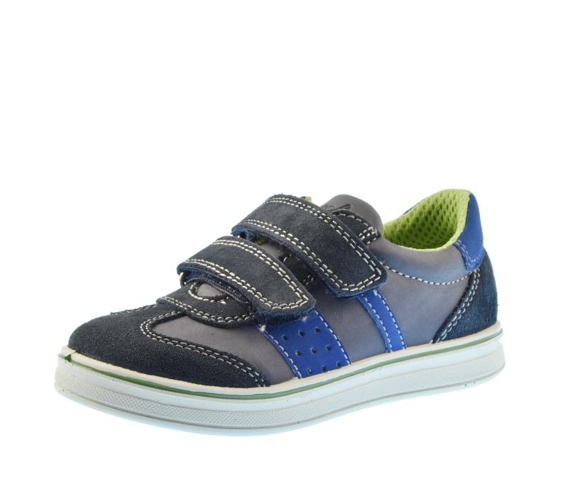 Dětská obuv - Dětské celoroční boty Lurchi IGOR II Navy 8fbcfd8c11