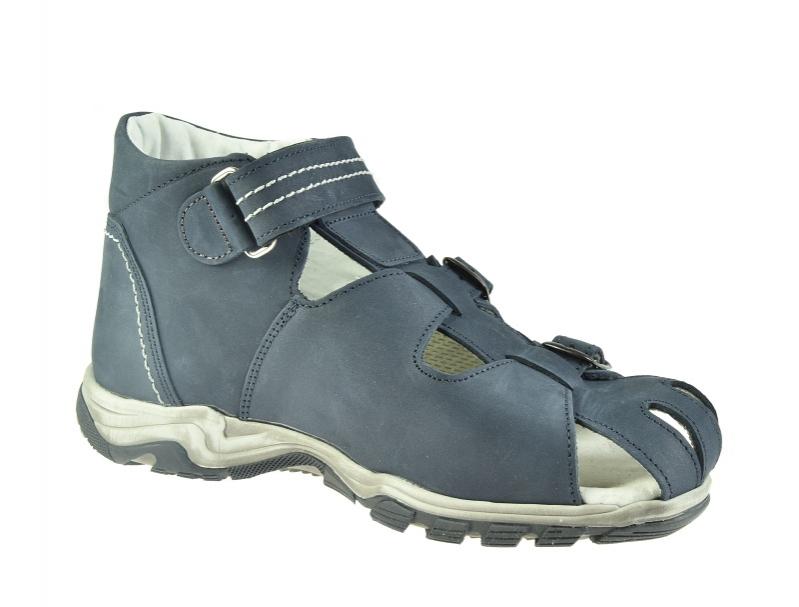 8d3cd0131dd Dětské sandály Essi S7035R Oceán