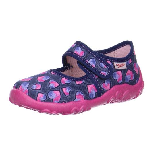b8ba932078e Dětská obuv - Dětské bačkory Superfit 1-00283-88