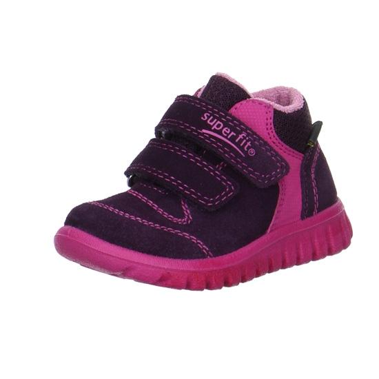 Dětská obuv - Dětské celoroční boty Superfit 1-00193-41 a534704c38
