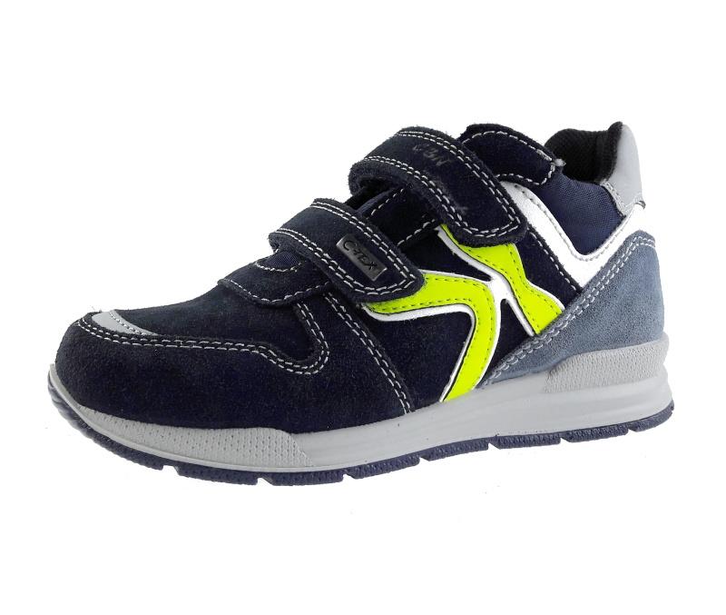 Dětská obuv - Dětské celoroční boty Ciciban Sport Navy 6a02d58844