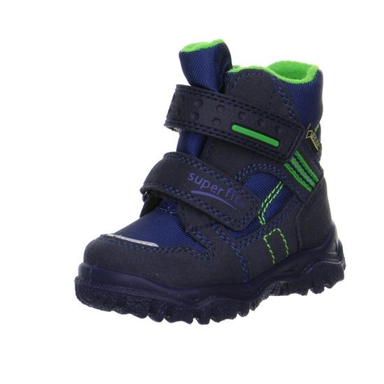 Dětská obuv - Dětské zimní boty Superfit 1-00044-82 06763e8fb3