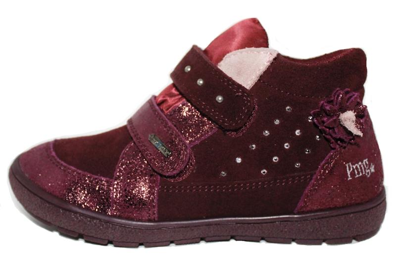 4c9bb3f89c7d Dětská obuv - Dětské celoroční boty Primigi 81762 77
