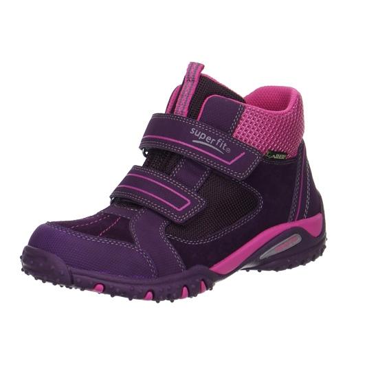Dětská obuv - Dětská celoroční obuv Superfit 1-00364-41 c94e4be579