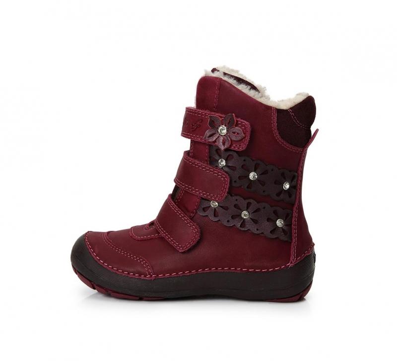Dětská obuv - Dětské zimní boty DDstep 023-800L d649ae03f1