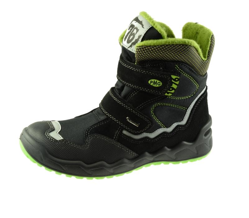 30bf18d7fcc Dětská obuv - Dětské zimní boty Primigi 86541 77