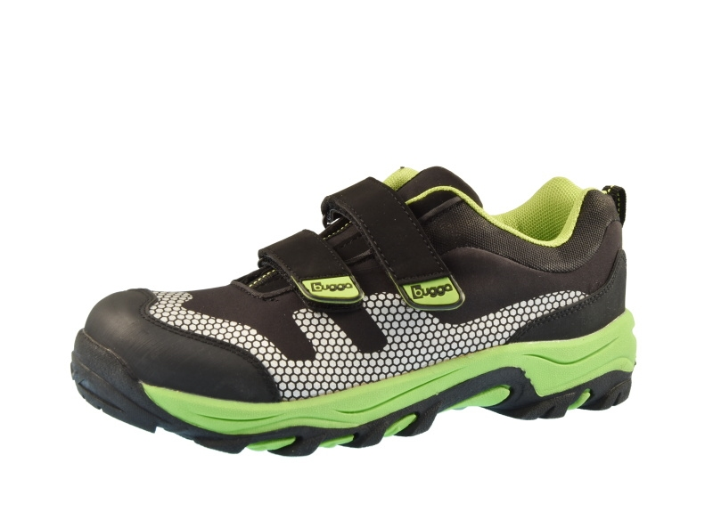 Dětská obuv - Bugga B022 zelená aedea50571