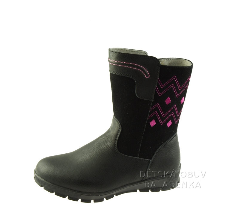 12f7a7ee711 Dětská obuv - Dětské zimní boty Protetika Koko black