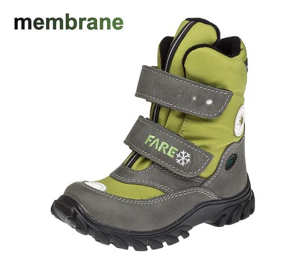 09a40f37ec2 Dětská obuv - Dětské zimní boty Fare 848132