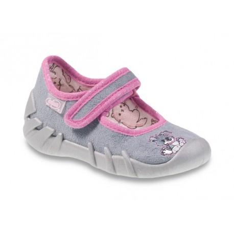 a97fcea93d17 Dětská obuv - Dětské bačkory Befado 109P159