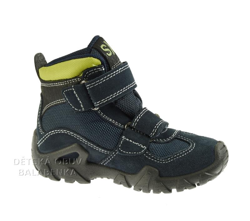 80c068d39dc Dětské celoroční boty Ciciban 778301 Sport Navy