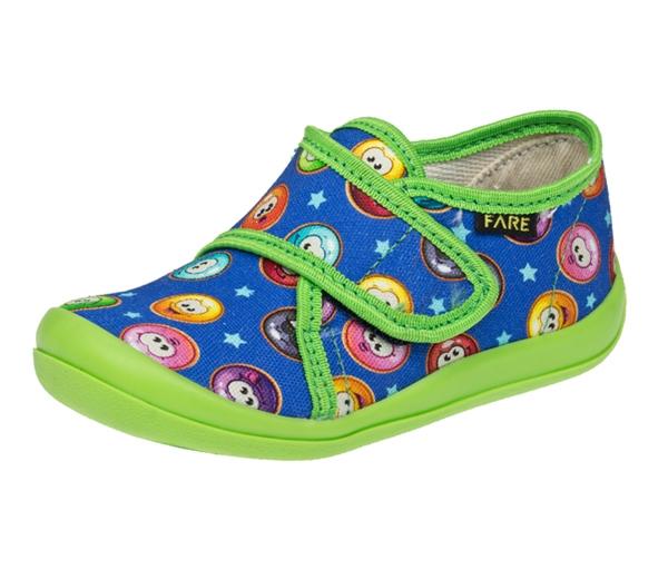 Dětská obuv - Dětské papuče Fare 4115400 9f889e17da
