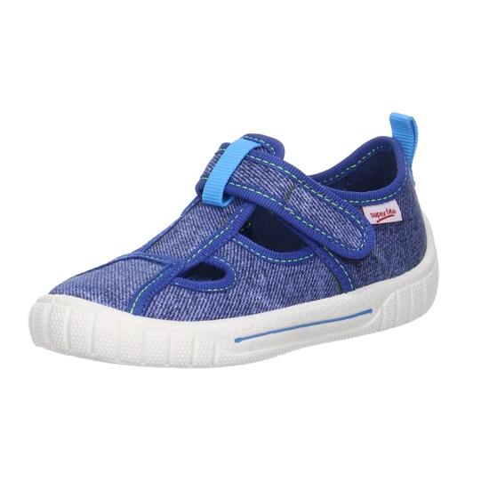 Dětská obuv - Dětské bačkory Superfit 2-00272-94 0efcdaef16