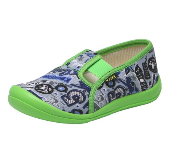 Dětská obuv - Dětské papuče Fare 4111400 45d6111f29