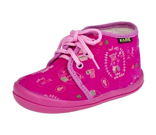 Dětská obuv - Dětské papuče Fare 4011445 6631bd0c92