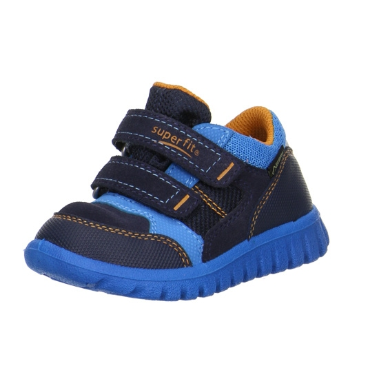 Dětská obuv - Dětské celoroční boty Superfit 2-00190-81 a459f9ce38