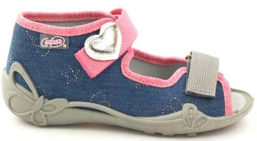 28db8599caf0 Dětská obuv - Dětské bačkory Befado 242P074