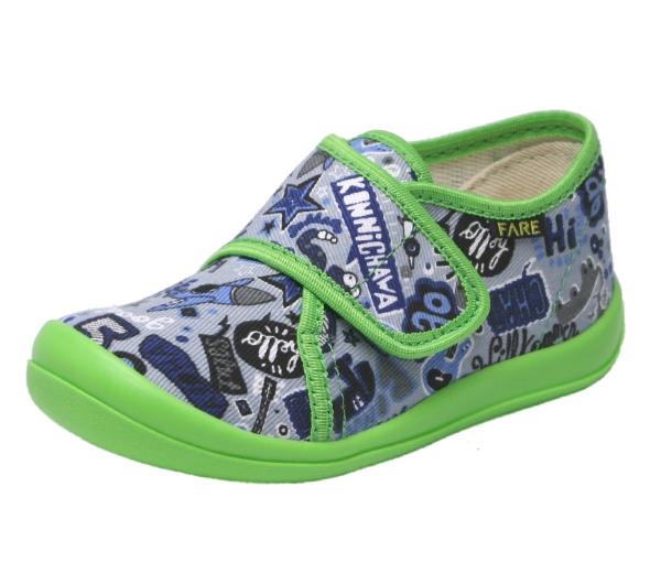 ff9bc2e0d Dětské papuče Fare 4115409 | FARE, spol. s r.o. - Dětská obuv ...