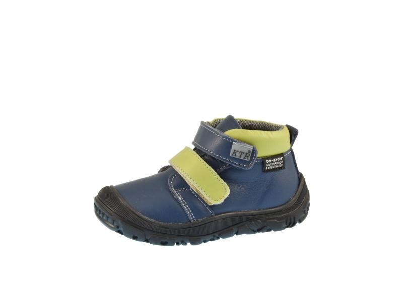 2ab8122d9b3 Dětská obuv - KTR 166 TEX MO Zel