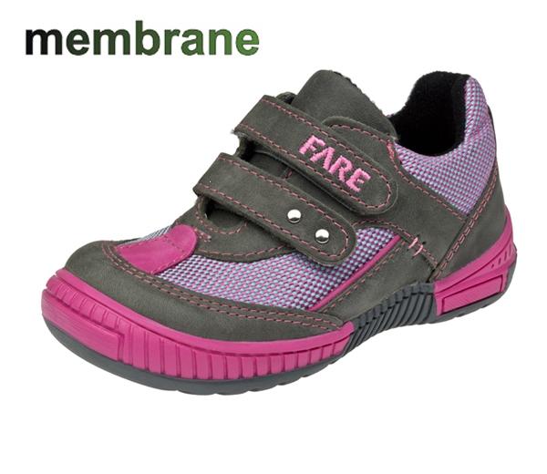 Dětská obuv - Dětské celoroční boty Fare 814163 1bd6f5bbed