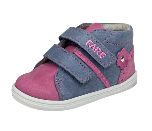 Dětská obuv - Dětské celoroční boty Fare 2155152 94a58adca9