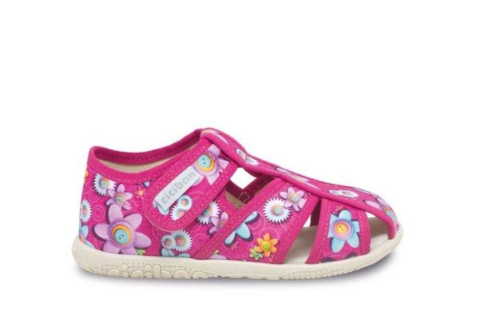 7ab1eb09e26 Dětská obuv - Dětské bačkory Ciciban Soleil 440