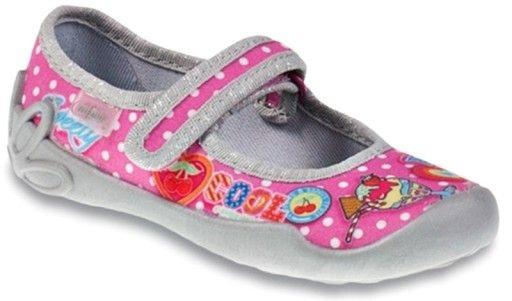Dětská obuv - Dětské bačkory Befado 114X282 80189f20c6