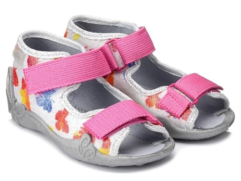 Dětská obuv - Dětské bačkory Befado 242P075 7418e83027