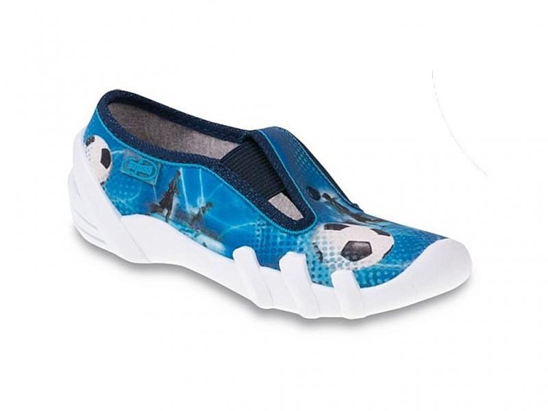a4a0680a36b Dětská obuv - Dětské bačkory Befado 290Y160