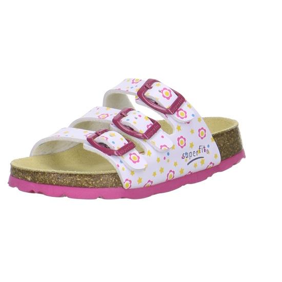 1b931edbc66 Dětská obuv - Dětské pantofle Superfit 2-00113-51