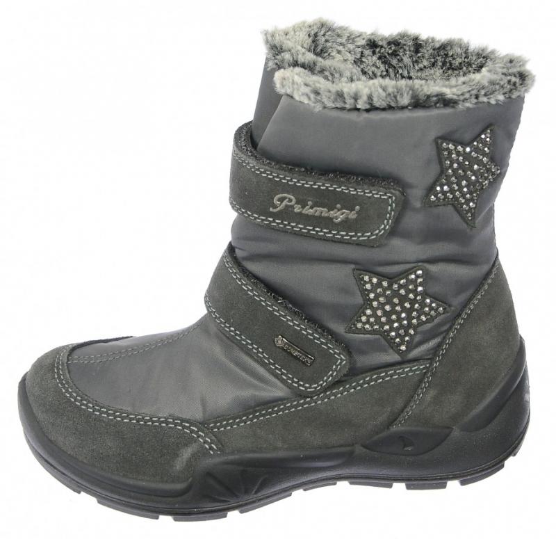 Dětská obuv - Dětské zimní boty Primigi 2387844 4f2dc3de88