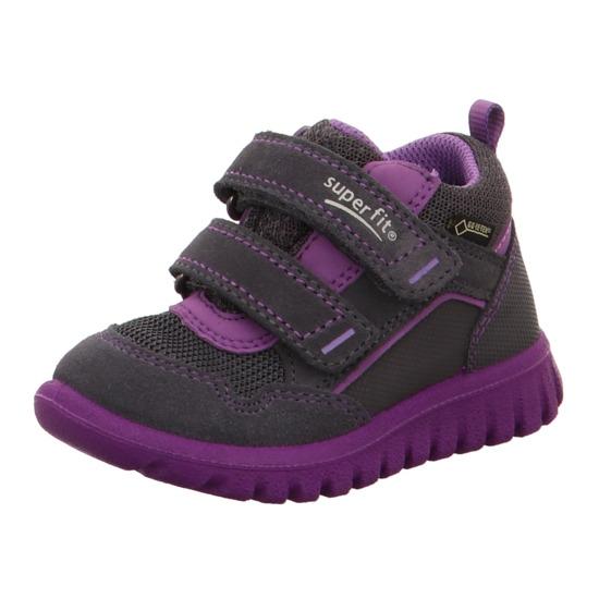 Dětská obuv - Dětské Goretexové boty Superfit 3-09194-21 3a52bc804a
