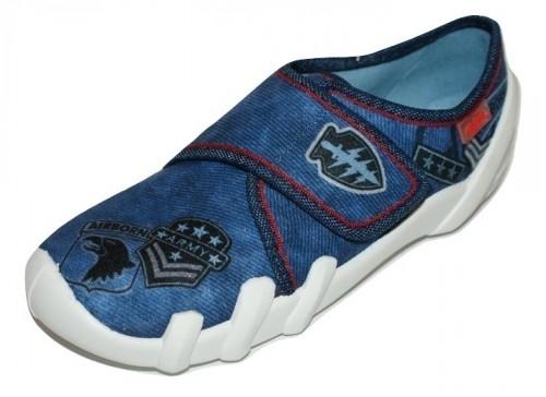 Dětská obuv - Dětské bačkory Befado 273y242 2ac21f6629
