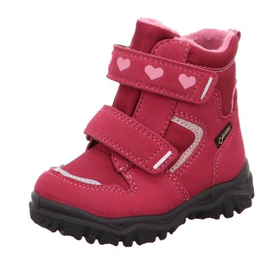 Dětská obuv - Dětské goretexové zimní boty Superfit 3-09045-50 58112383c9