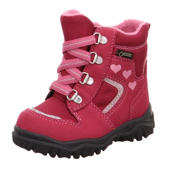 Dětská obuv - Dětské goretexové zimní boty Superfit 3-09046-50 3f6a5a8537