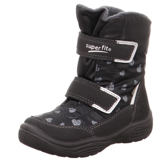 Dětská obuv - Dívčí goretexové zimní boty Superfit 3-09091-00 20f7dc7e7a