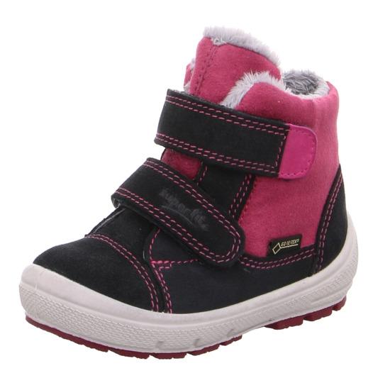 Dětská obuv - Dětské Goretexové zimní boty Superfit 3-09308-21 aa1830b19f