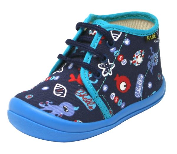 d634bada9 Dětské papuče Fare 4011409 | FARE, spol. s r.o. - Dětská obuv ...